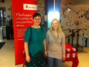 Anna Bergfors Fall delade ut pris till Johanna Kyberg