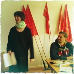 Maria Chergui, kommunalråd och ansvarig jämställdhetspolitisk politiker i majoriteten