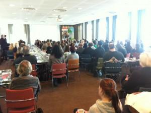 Miljökonferensen Osårbara i Eskilstuna
