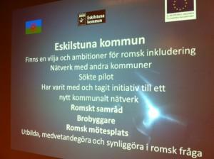 Romane Bucha, ett arbetsmarknadspolitiskt projekt i Eskilstuna