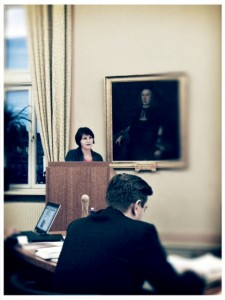 Maria Chergui talar