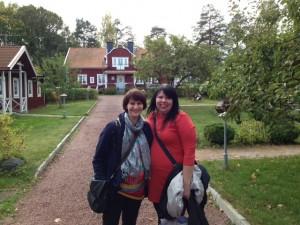 Vänsterpartiet Eskilstuna på plats i Syninge