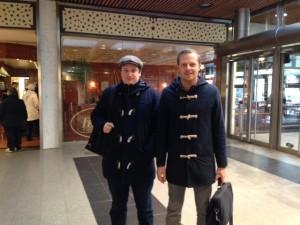 Möte med Vänsterpartiet Göteborgs valombudsman
