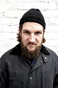 Fredrik Pettersson, huvudtalare på årets första maj